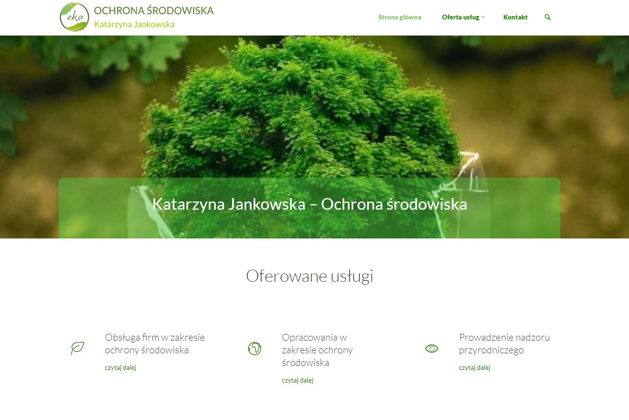 www.ochronasrodowiskakj.pl
